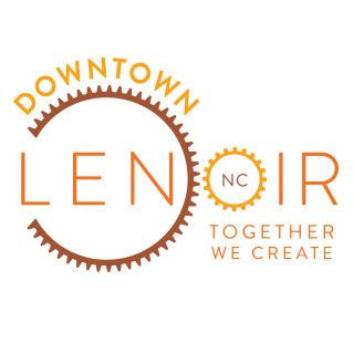 Downtown Lenoir logo square