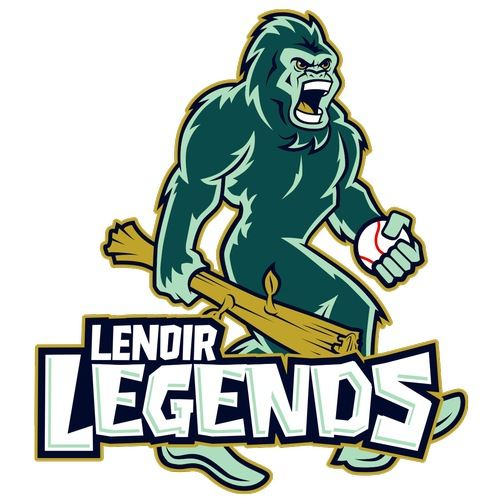 Lenoir Legends logo