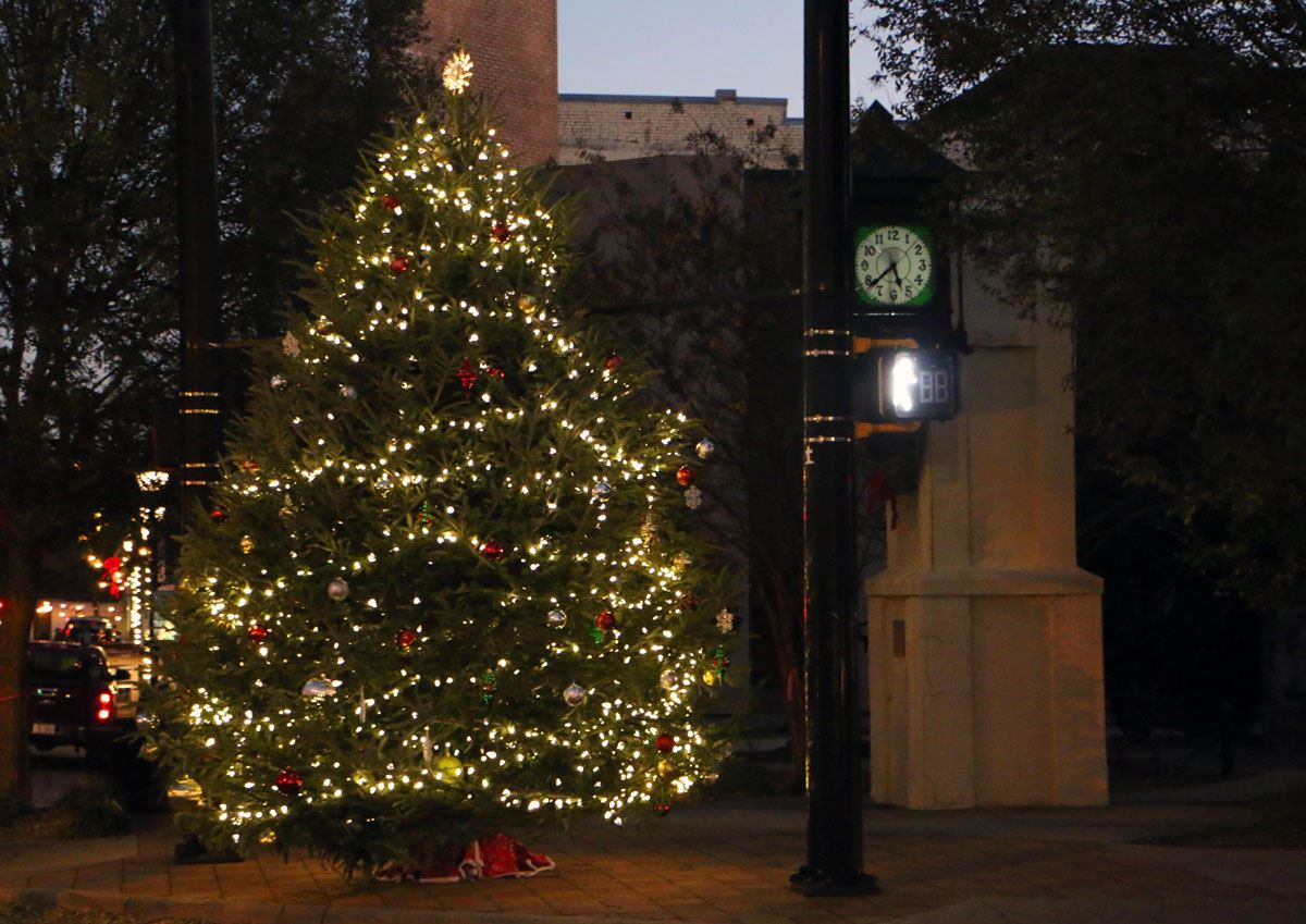 The City of Lenoir Christmas in Downtown Lenoir, NC